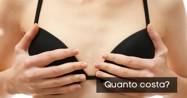 Quanto costa rifarsi il seno