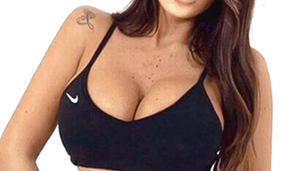 Esempio di seno taglia 5