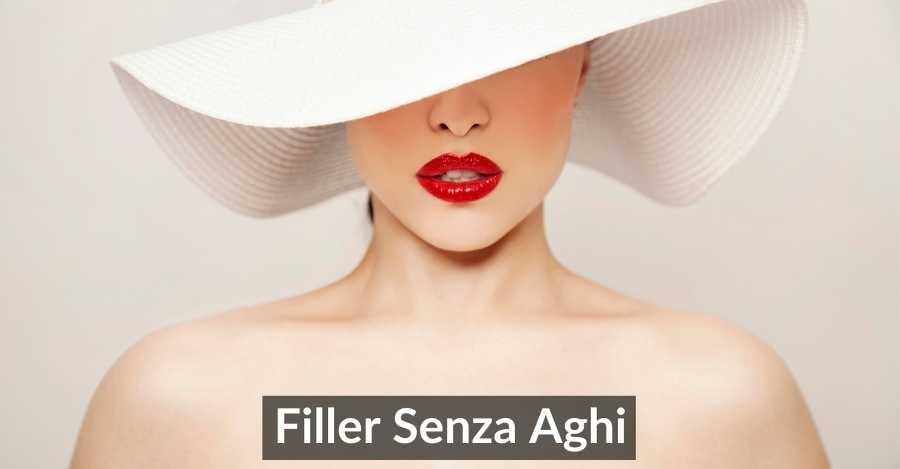 Filler Labbra Senza Aghi