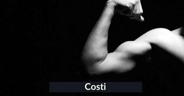 lifting braccia costi