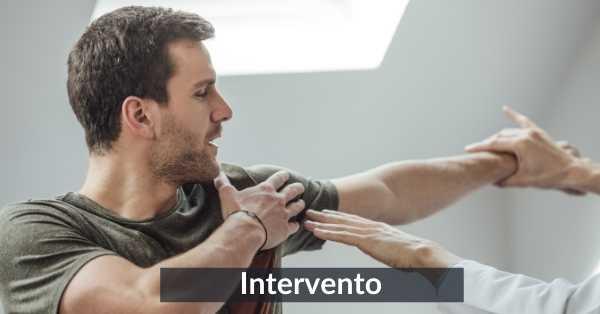 lifting braccia intervento
