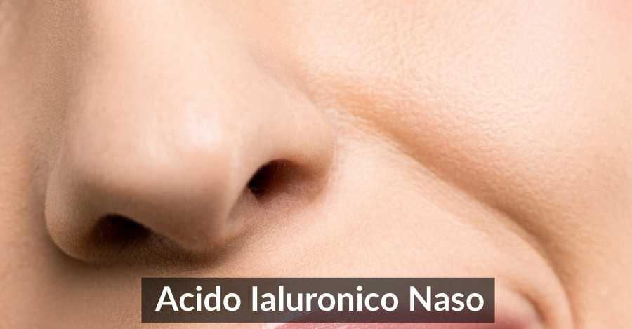Acido Ialuronico Naso: Correzione Del Naso