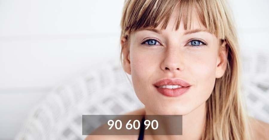 Misure corpo femminile: 90 60 90 la misura perfetta?