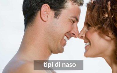 Tipi di naso: 8 Esempi Uomo e Donna