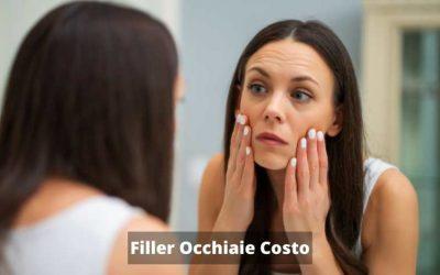 Filler Occhiaie Costo: Acido Ialuronico